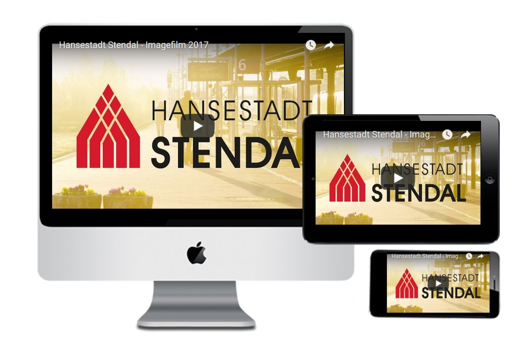 Referenz Filmprojekt Imagefilm Hansestadt Stendal